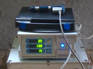 Masterpuls® MP100 onda d'urto radiale