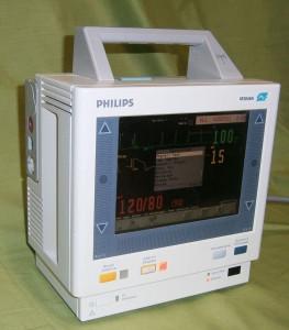 Philips M3046A M4 - Monitor multiparametrico usato