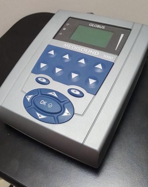 Medisound 3000 ultrasuono professionale a 2 frequenze
