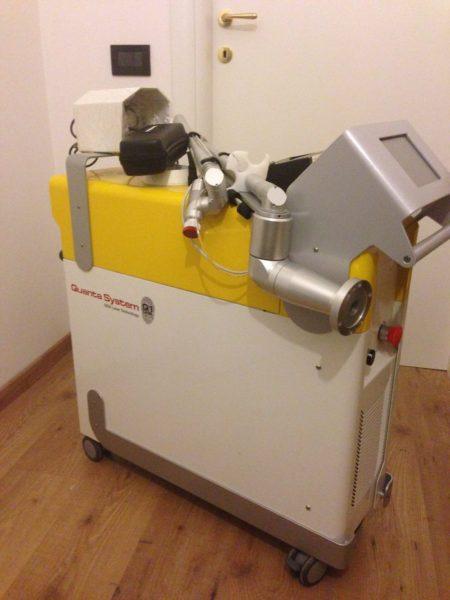Laser Quanta System Duetto MT Q-switched