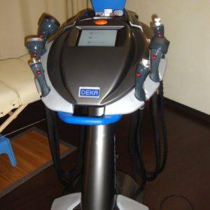 TRIACTIVE DEKA - Piattaforma a radiofrequenza e ultrasuoni