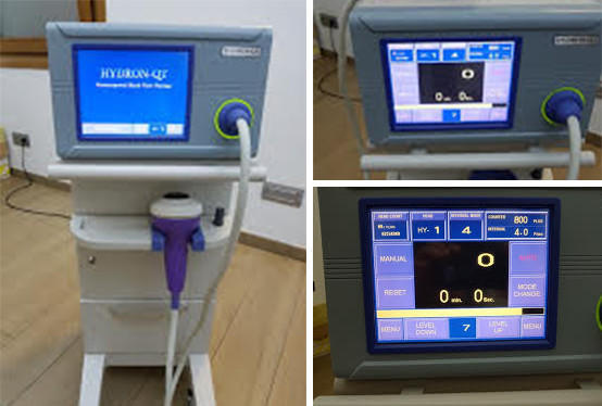 HYDRON-QT - Onda d'Urto Focale e Radiale Elettroidraulica