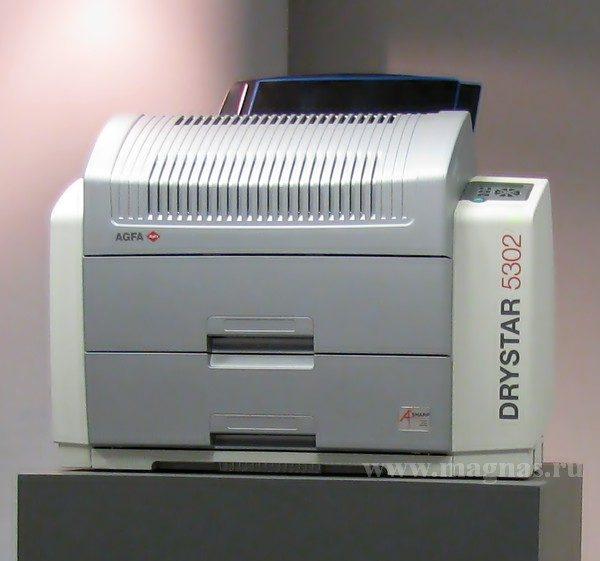 Stampanti Agfa Drystar 5302 e 3000 - sistemi di stampa medicale