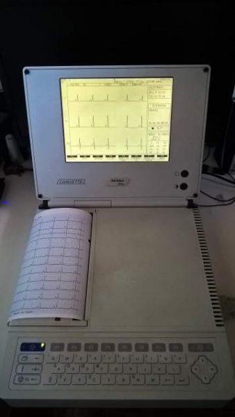 Cardiette Daedalus - Elettrocardiografo professionale