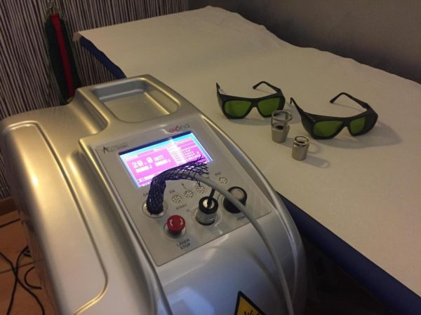 Laser Nd-Yag Mectronic Exand 20W