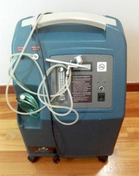 Derma Oxy - Ossigenoterapia