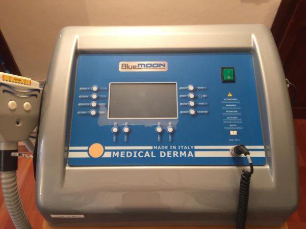 Luce pulsata medicale Medicalderma® - Blue-Moon