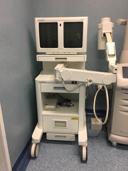 Premier Mini C Arm - Fluoroscopio per sala operatoria per chirurgia mininvasiva