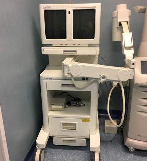 Fluoroscopio per sala operatoria per chirurgia mininvasiva