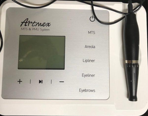 Artmex V9 apparecchio per micropigmentazione
