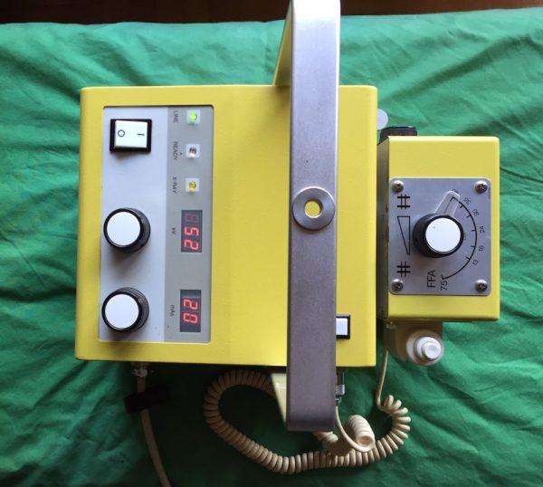 Multimage Compact 20-80 - apparecchio radiologico portatile alta frequenza