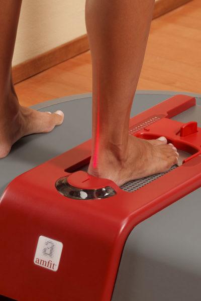 AMFIT - Sistema Cad Cam portatile - pedana scanner per impronta piede e plantare su misura