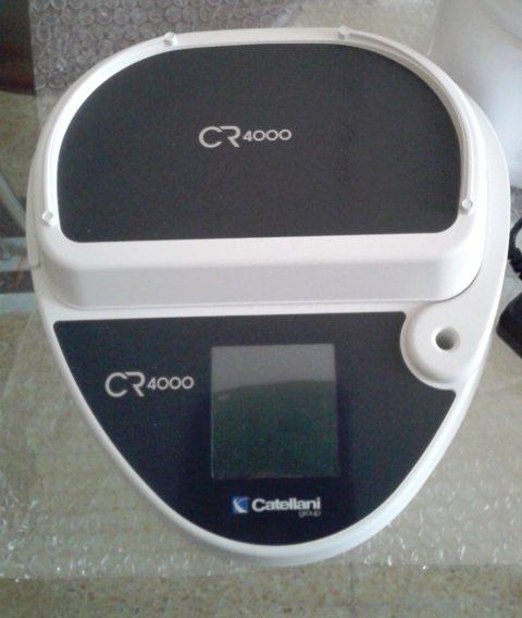 CR 4000 – Autoanalisi del sangue