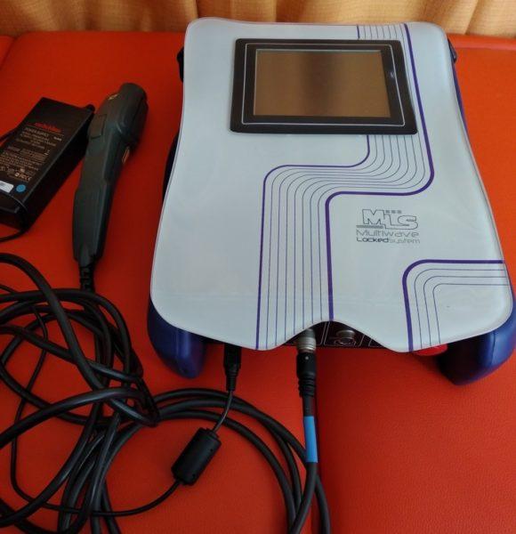 Laser Portatile MLS Multiwave LockedSystem - laserterapia portatile