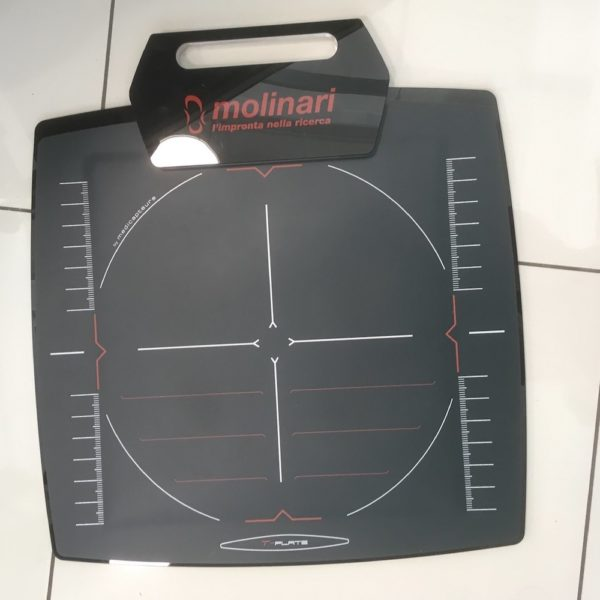 Pedana baropodometrica Medicapteurs T-PLATE mod. 16M487
