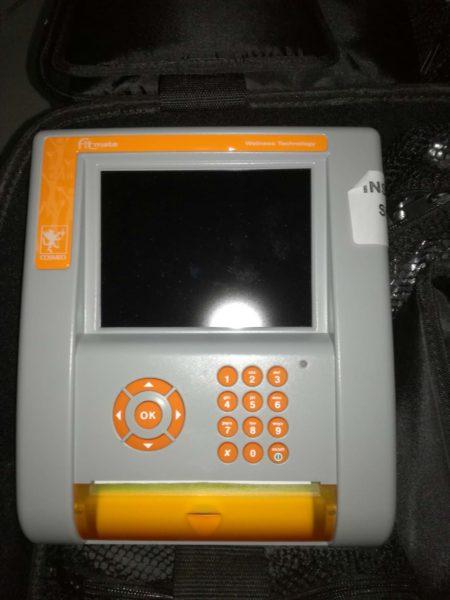 Calorimetro Fitmate Cosmed - misurazione del metabolismo basale