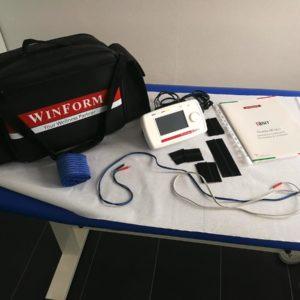 Winform E-SIT Box - Elettrostimolatore - Ionoforesi - Veicolazione transdermica SIT
