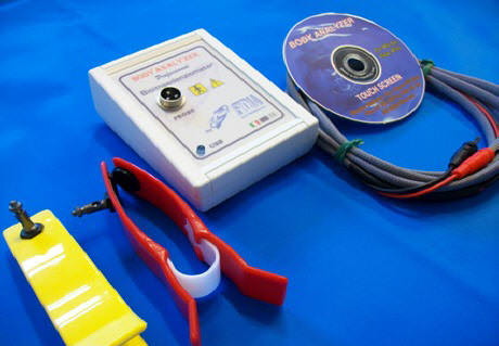 Impedenziometro Body analyzer 095