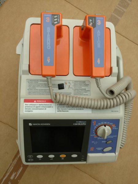 Defibrillatore Nihon Kohden TEC-5521K - DAE / EAD