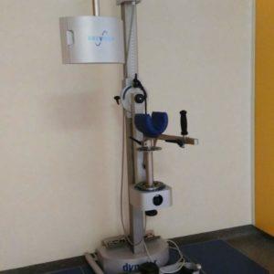 Dynatorq Easytech - Strumento ad elastici per valutazione e recupero attivo della spalla