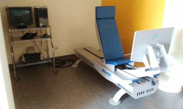 Easytech Vector - Sistema ad elastici per la rieducazione dell'arto inferiore