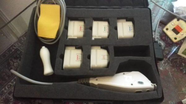 Hifu Top + Elettroporatore - Ultrasuoni Focalizzati ed Elettroporazione in medicina estetica