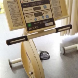 Semi Recumbent Cycle Clinical Pro Biodex