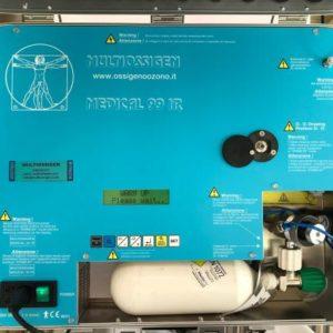 Medical 99IR Multiossigen - Apparecchio per ozonoterapia