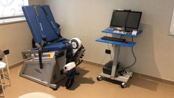 Prima PLUS – Dinamometro isocinetico - valutazione e riabilitazione articolazioni