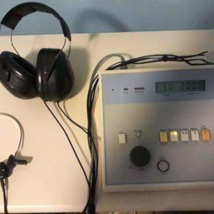 Audiometer AS216 - audiometro per screening