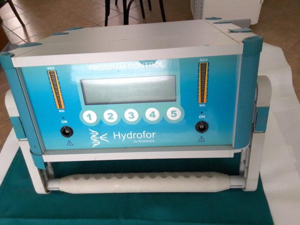 Hydrofor Bioelectra - somministrazione transdermica di farmaci