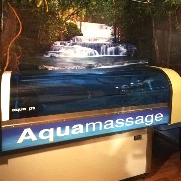 Lettino massaggio automatico - SPA, fitness, aquamassage, massaggio in acqua senza bagnarsi
