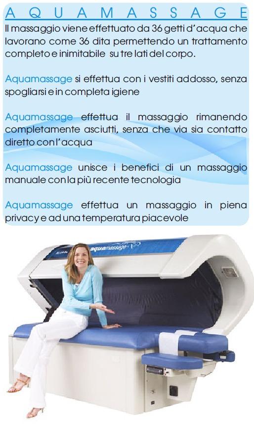 Massaggio Su Lettino Ad Acqua.Lettino Massaggio Automatico Spa Fitness Aquamassage