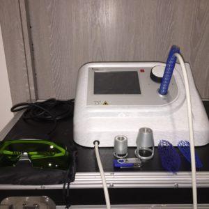 Mectronic Ilux 15W 3 lunghezze d'onda -  laserterapia efficace per ogni esigenza