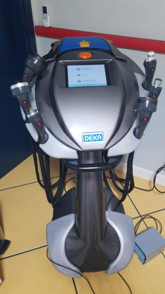 Triactive Plus Deka - Ultrasuoni, Radiofrequenza, laser a diodi