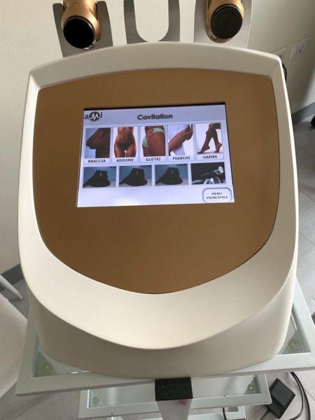 Osmosi ultrasonica inversa - cavitazione