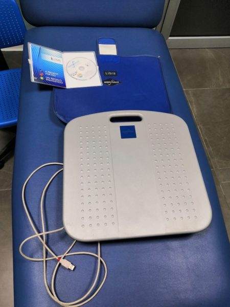 Libra Easytech - pedana propriocettiva computerizzata