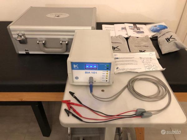 BIA 101 Akern - Bioimpedenza - massa grassa e magra - idratazione corporea