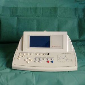 Fibroendoscopio flessibile 3,4 Xion (AMPLIFON) EF-N serie con fonte luminosa AFL-150 - Impedenzometro - Sterilizzatrice