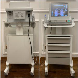 Ulthera originale Merz -  lifting con ultrasuoni microfocalizzati