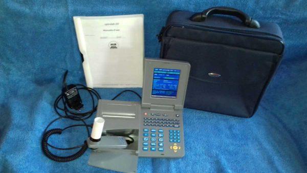 Spirometro MIR SPIROLAB III - Monitor a colori