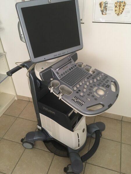 Ecografo GE Voluson S6 con 3 Sonde - Ginecologia e Cardiologia