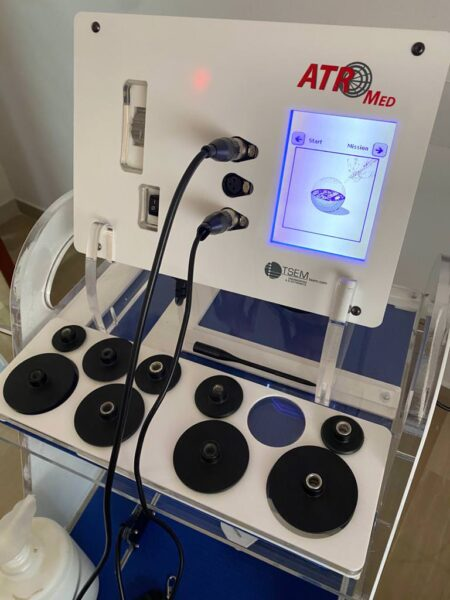 ATR MED – tecarterapia capacitiva e resistiva