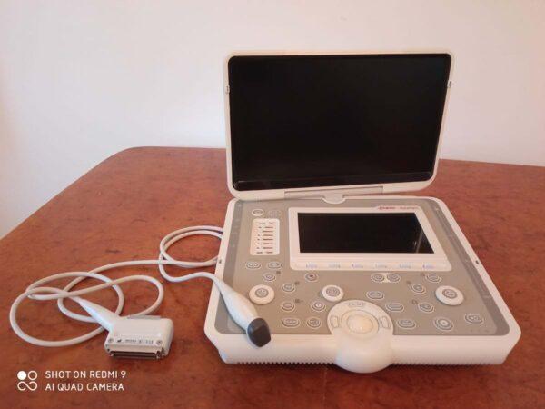 Ecocardiografo portatile Esaote MyLab SIGMA + sonda cardiologica (SP2730 P1-4) + stampante termica Sony B/N