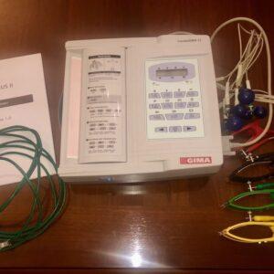 CardioGIMA 12 - misurare e registrare tracciati ECG