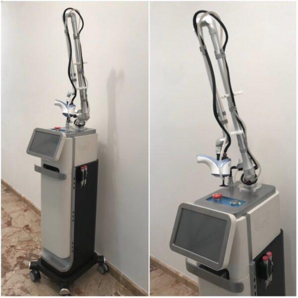 LASER CO2 PHASE DERMAXEL - Chirurgia Dermatologica, Odontoiatrica e Otorinolaringoiatrica, Medicina Estetica