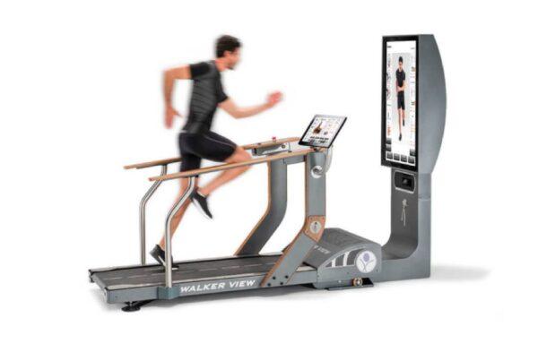 Walkerview Treadmill - laboratorio di analisi del cammino e corsa