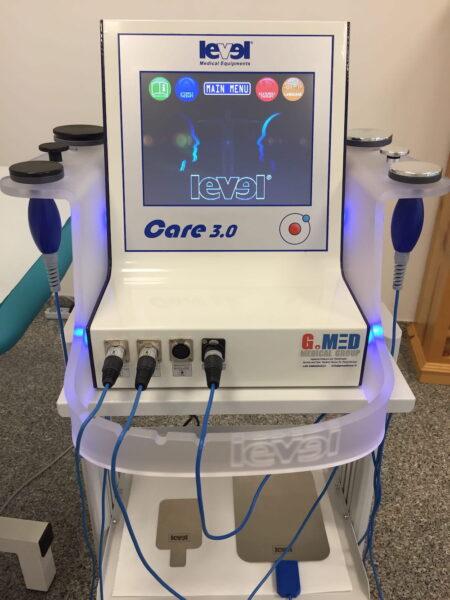 Tecarterapia LEVEL CARE 3.0 (Medical Equipments)