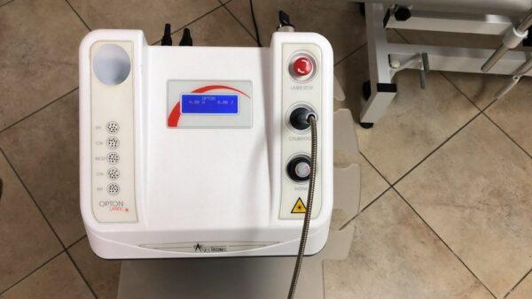 Laser Opton Mectronic -  biostimolazione e vasodilatazione tessuti