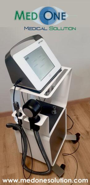 Laser Terapeutico 808 + 1064 + 1120nm da 24W e modulo QMD Cryo-Thermal